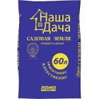 """Грунт ЛАМА ТОРФ Наша дача """"Садовая земля"""" 42 л / 1 шт"""