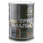 Грунт-эмаль по ржавчине (3в1) 0,9 кг Радуга