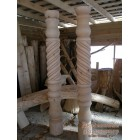 Столб-колонна для интерьера 100*100мм L=2,5м, 3м