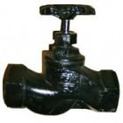 Вентиль чугунный муфтовый  Бологое Ру 16 15кч18п Ду 15 (2/40)(диаметр15мм,давление16,муфтовый)